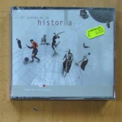 VARIOS - EL SONIDO DE LA HISTORIA - CD