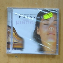VARIOS - RELAXATION WITH PIANO - CD
