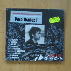 PACO IBAÑEZ - PACO IBAÑEZ - CD