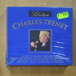 CHARLES TRENET - SELECTION CHARLES TRENET - 2 CD