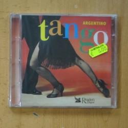 VARIOS - TANGO ARGENTINO - CD