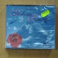 VARIOS - MOMENTOS ROMANTICOS - CD