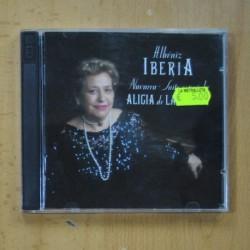ALBENIZ / ALICIA DE LARROCHA - IBERIA - 2 CD