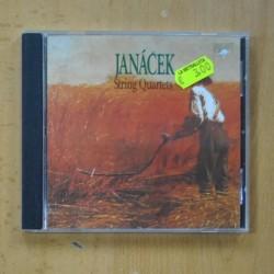 JANACEK - STRING QUARTETS - CD