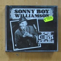 SONNY BOY WILLIAMSON - THE CHESS YEARS - CD