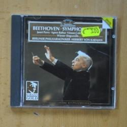 BEETHOVEN / KARAJAN - SYMPHONIE NO 9 - CD