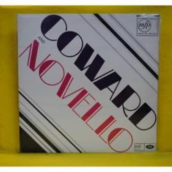 VARIOS - COWARD AND NOVELLO - LP
