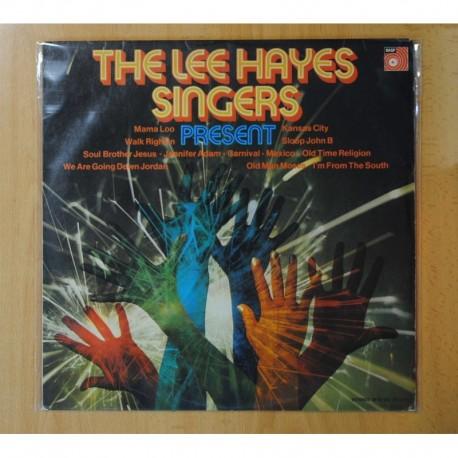 THE LEE HAYES SINGERS - PRESENT - LP