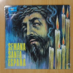 VARIOS - SEMANA SANTA EN ESPAÑA - LP