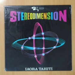 ARTHUR IRITI - IAORA TAHITI - LP