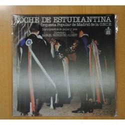 ORQUESTA POPULAR DE MADRID DE LA ONCE - NOCHE DE ESTUDIANTINA - LP