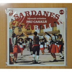 PAU CASALS - SARDANES - LP