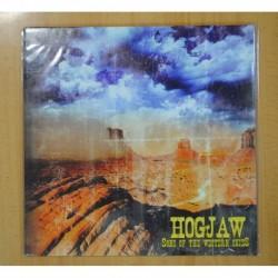 HOGJAW - SONS OF THE WESTERN SKIES - LP