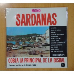 COBLA LA PRINCIPAL DE LA BISBAL - SARDANAS - LP
