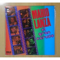 MARIO LANZA - EL GRAN CARUSO B.S.O. - LP