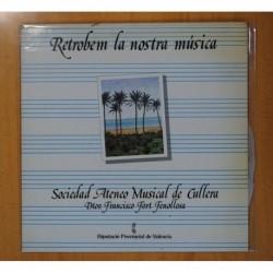 FRANCISCO FORT FENOLLOSA / SOCIEDAD ATENEO MUSICAL DE CULLERA - RETROBEM LA NOSTRA MUSICA - LP