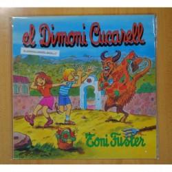 TONI FUSTER - EL DIMONI CUCARELL - LP