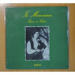FAISCAS DO XIABRE - IN MEMORIAM - LP