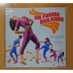 VARIOS - EN FORMA BAILANDO - CONTIENE POSTER - LP