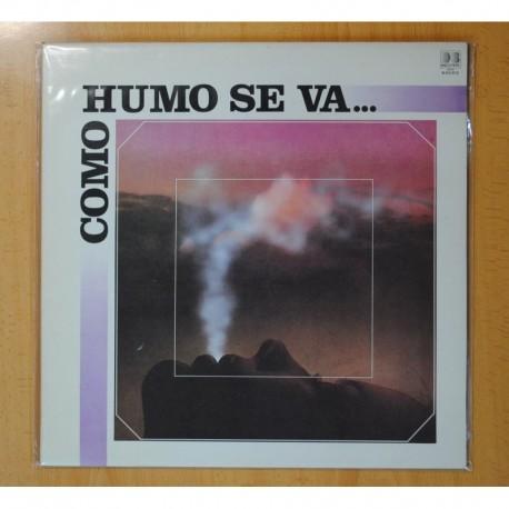 VARIOS - COMO HUMO SE VA... - LP