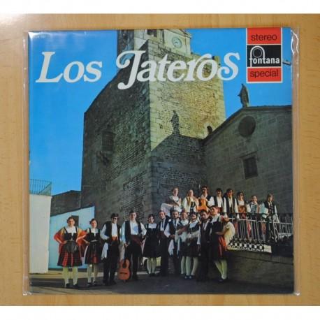 LOS JATEROS - LOS JATEROS - LP