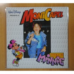 MONI CAPEL - TOTALLY MINNIE - LP