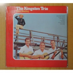 THE KINGSTON TRIO - TOM DOOLEY - LP