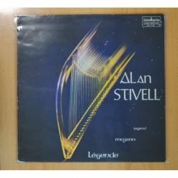 ALAN STIVELL - LEGEND MOJENN LEGENDE - LP