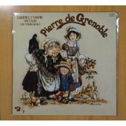 GABRIEL Y MARIE YACOUB - PIERRE DE GRENOBLE - LP
