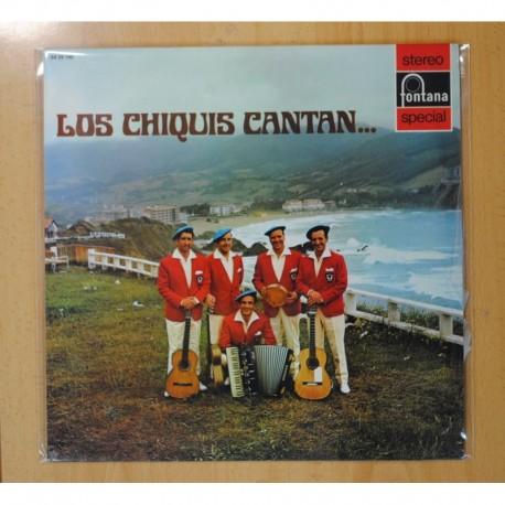 LOS CHIQUIS - LOS CHIQUIS CANTAN... - LP
