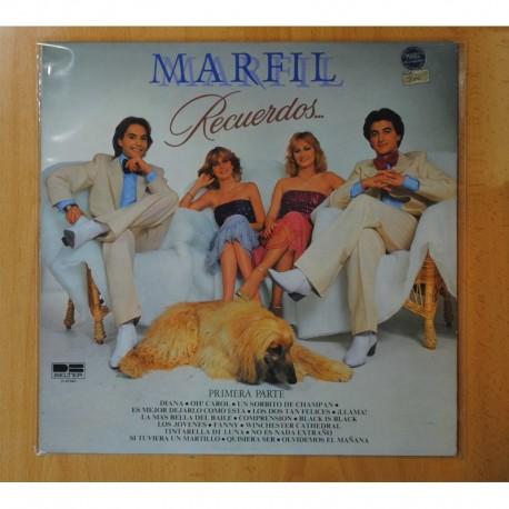 MARFIL - RECUERDOS - MAXI