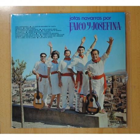 FAICO Y JOSEFINA - JOTAS NAVARRAS POR JAICO Y JOSEFINA - LP