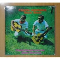 HERMANOS ANOZ - CANTA NAVARRA, JOTAS NAVARRAS, COPLAS SANTERMINERAS - LP