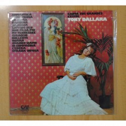 TONY DALLARA - TONY DALLARA CANTA SUS GRANDES EXITOS - LP