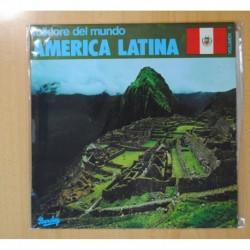 FOLKLORE DEL MUNDO AMERICA LATINA VOLUMEN 1 - VARIOS - LP