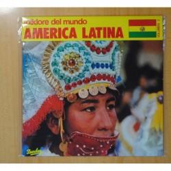 FOLKLORE DEL MUNDO AMERICA LATINA VOLUMEN 2 - VARIOS - LP