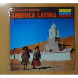 FOLKLORE DEL MUNDO AMERICA LATINA VOLUMEN 3 - LP