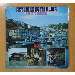 ROBERTO MORADO - ASTURIAS DE MI ALMA - LP
