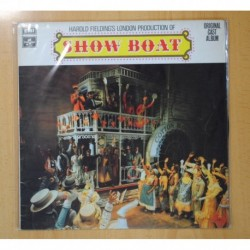 JEROME KERN - HAROLD FIELDING´S LONDON PRODUCTION OF SHOW BOAT - LP