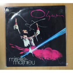 MIREILLE MATHIEU - OLYMPIA - LP