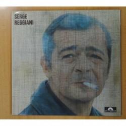 SERGE REGGIANI - SERGE REGGIANI - DOBLE PORTADA - LP
