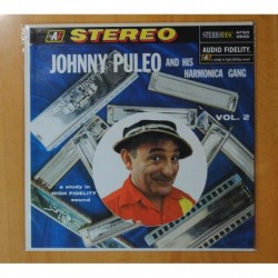 JOHNNY PULEO - JOHNNY PULEO AND HIS HARMONICA GANG VOL. 2 - LP