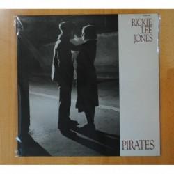 RICKIE LEE JONES - PIRATES - LP