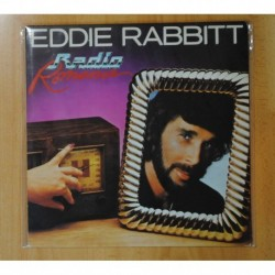 EDDIE RABBITT - RADIO ROMANCE - LP