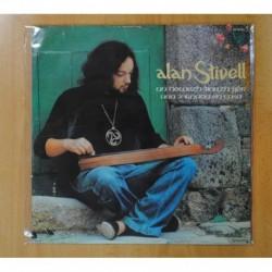 ALAN STIVELL - UNA JORNADA EN CASA - LP