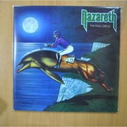NAZARETH - THE FOOL CIRCLE - VINILO MORADO - LP