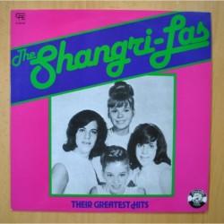 THE SHANGRI-LAS - THEIRGREATEST HITS - LP