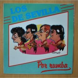 LOS DE SEVILLA - POR RUMBA - LP