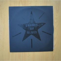 3 SHADES OF BLUES - DARK STAR - 10 PULGADAS