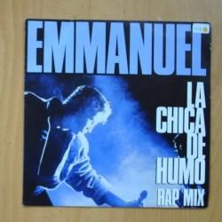 EMMANUEL - LA CHICA DE HUMO ( RAP MIX ) - SINGLE